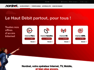 Le référencement de votre site avec NordNet