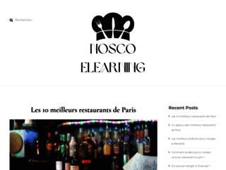 NOSCO E-learning