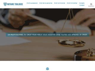 Étude de notaires à Toulouse pour vos démarches judiciaires
