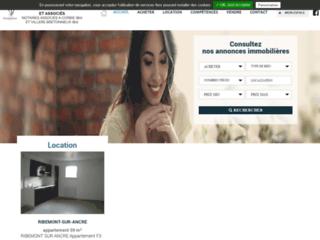 Détails : Office des notaires spécialistes de l'immobilier à Corbie
