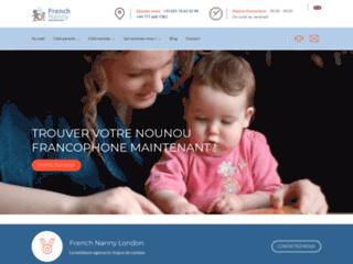 Détails : Agence nourrice Londres