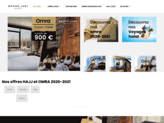 Noussouki travel - agence omra