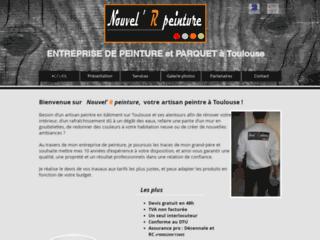 Artisan peintre sur Toulouse