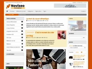 Détails : Commencer son référencement avec Noviseo