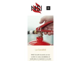 NINO Sécurité Incendie