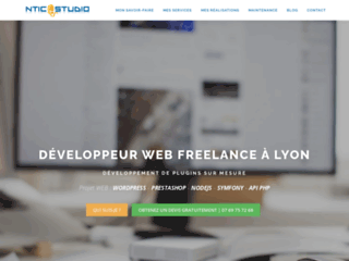 Développeur Web Freelance  | Wordpress et Prestashop