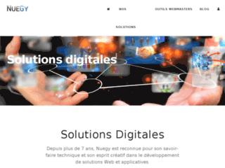 Détails : Agence de communication   Création site internet Paris