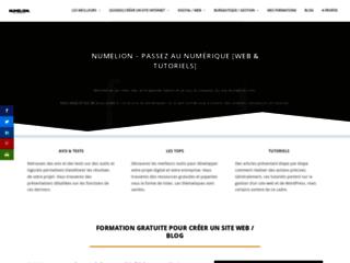Détails : Blog pour le développement numérique