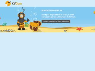 Détails : Numéro de téléphone