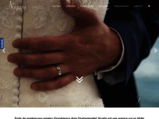 Détails : Nuptia, votre mariage de A à Z en Suisse