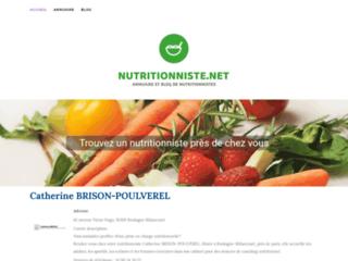 www.nutritionniste.net