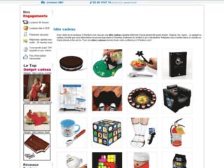 Boutique en ligne d'idées cadeaux insolites