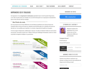 Détails : Trouvez un imprimeur compétent