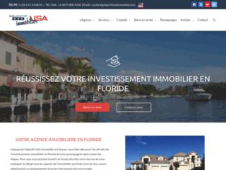 Investissement immobilier à Floride