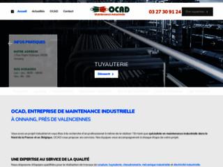 OCAD, entreprise de maintenance industrielle à Onnaing, près de Valenciennes