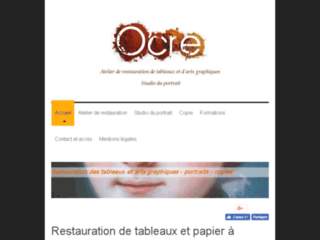 Détails : Les ateliers de restauration de tableaux en France