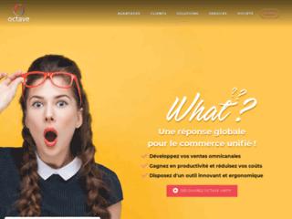 Détails : Octave - ERP de gestion commerciale et solution e-commerce