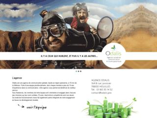 Détails : ODALIS // Agence de Communication Paris - 78 - Agence de communication Odalis Paris Yvelines
