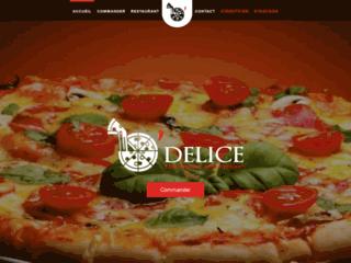 O'Délice 93 - pizza villepinte