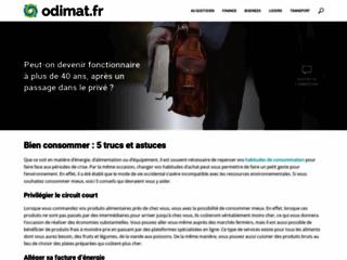 Odimat.fr