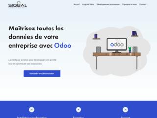 Détails : Intégrateur du logiciel ERP Odoo pour la gestion d'entreprise