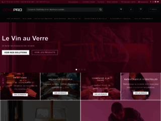 Oenopro, spécialiste pour le service des boissons pour restaurants, bars et hôtels