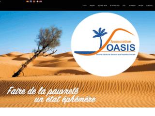 OASIS, Oeuvre d'Aide de Secours et d'Insertion Sociale