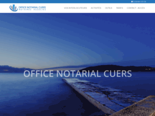 Office Notarial Cuers