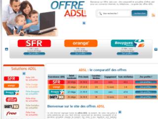 Détails : Offre ADSL