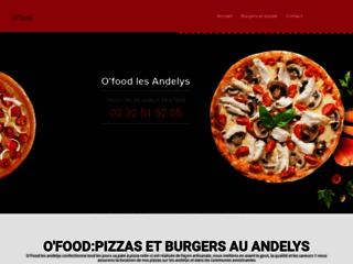 Pizza sur les Andelys