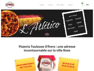 O'frero - Pizzeria toulousaine au feu de bois