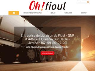 ENERGIE VERTE - OH! FIOUL à Quesnoy-sur-Deûle spécialiste du transport