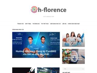 Détails : Oh-Florence
