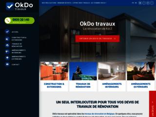 Détails : OkDo Travaux