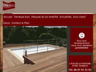 Détails : Oli Déco, aménagement intérieur et extérieur en Moselle et Meurthe-et-Moselle