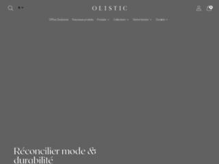 Olistic The Label : la boutique en ligne de vêtements féminins à base de soie