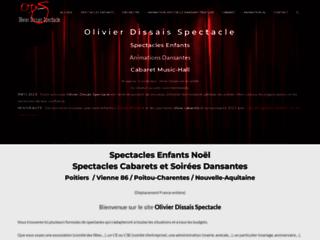Détails : Animation Spectacle - Olivier Dissais Spectacle