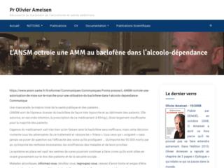Détails : Baclofène - Olivier Ameisen