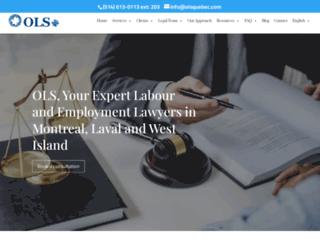 Détails : OSL