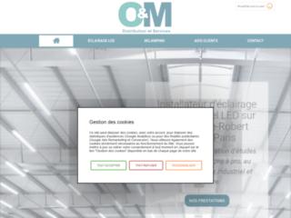 O&M Distribution et Services à Brie-Comte-Robert