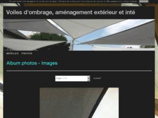 ALIZE design, voiles d'ombrage, aménagement extérieur