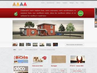 Détails : OMEA extension, surélévation et construction de maison bois