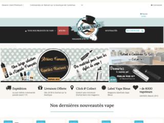 Détails : Ô mon VapO - Cigarettes Electroniques