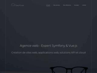 Détails : OpenAccess, Conception de sites Internet