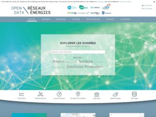 Détails : Open Data Réseaux Énergies: le repaire des données multi-énergies