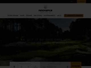 Détails : Open Golf Club, séjours golfs en France