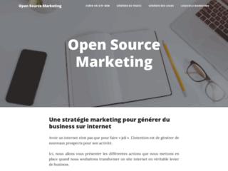 Détails : Informations sur les stratégies marketing pour les entreprises