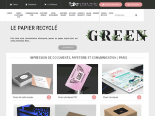 Contactez Operaprint pour la conception de vos stickers