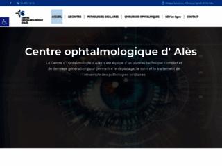 Ophtalmologie-Alès, votre cabinet ophtalmologique