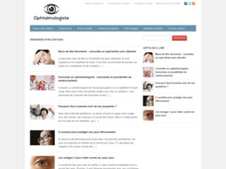 Guide pratique sur l'ophtalmologie